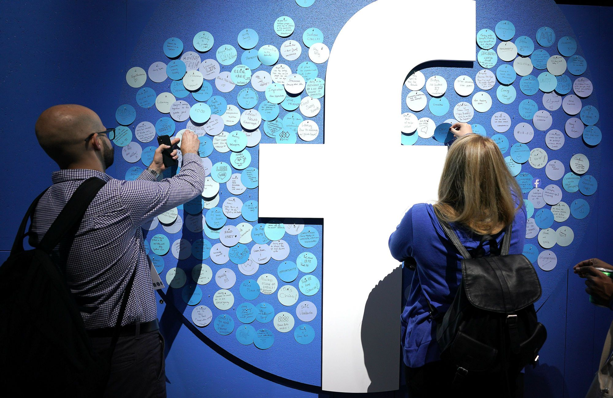 Facebook bir konferansı daha iptal etti