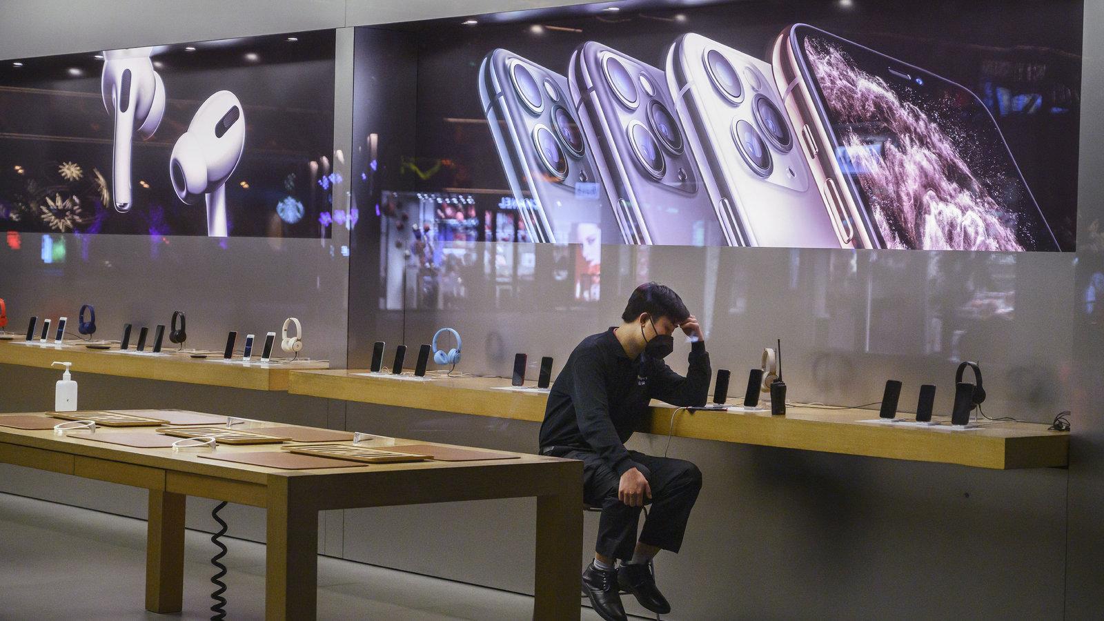 Apple, Çin dışındaki mağazalarını geçici olarak kapatıyor