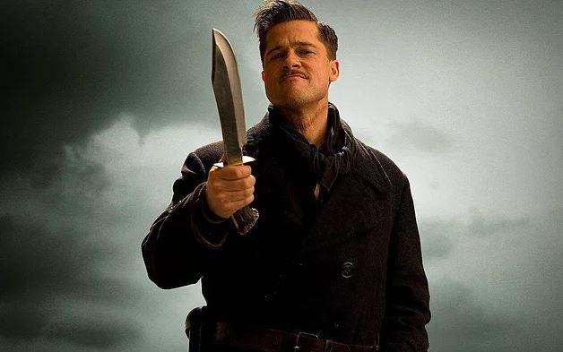 Soysuzlar Çetesi, Brad Pitt