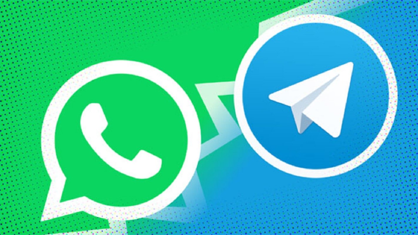 WhatsApp ve Telegram Rekabet