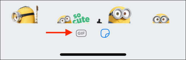 WhatsApp'ta GIF nasıl gönderilir?