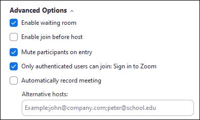 Zoom'da toplantı nasıl planlanır?