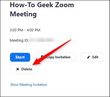 <a href='/zoom/'>Zoom</a> Toplantısını İptal Etme