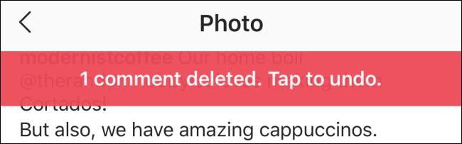 <a href='/iphone/'>iPhone</a> ve Android'de Instagram Yorumunu Silme