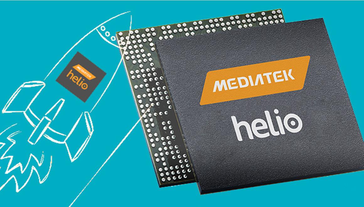 MediaTek, Helio <a href='/islemci/'>işlemci</a> ile piyasanın dengesini bozdu.
