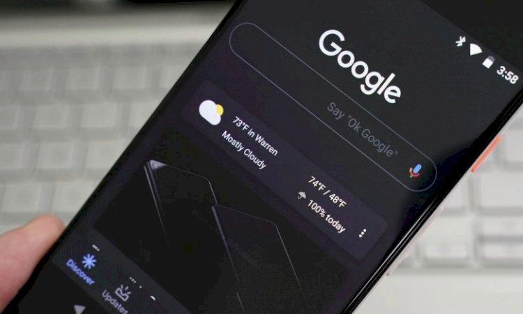 Google Dokümanlar, E-Tablolar veya Slaytlar'a karanlık tema geldi.