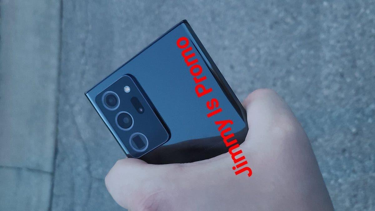 <a href='/galaxy/'>Galaxy</a> Note 20 Ultra, Arka kamerası 108 megapiksel çözünürlüğe sahip olacak.