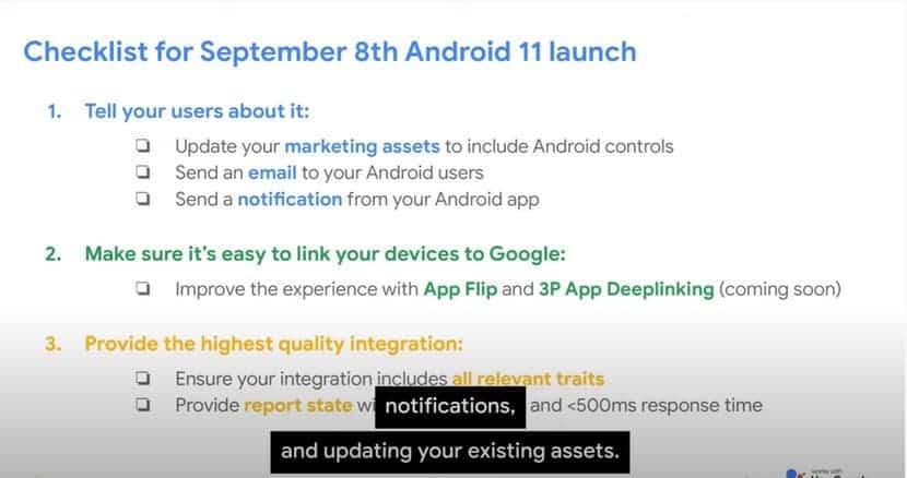 Andorid 11 Kararlı sürümü 8 Eylül'de yayınlanacak!