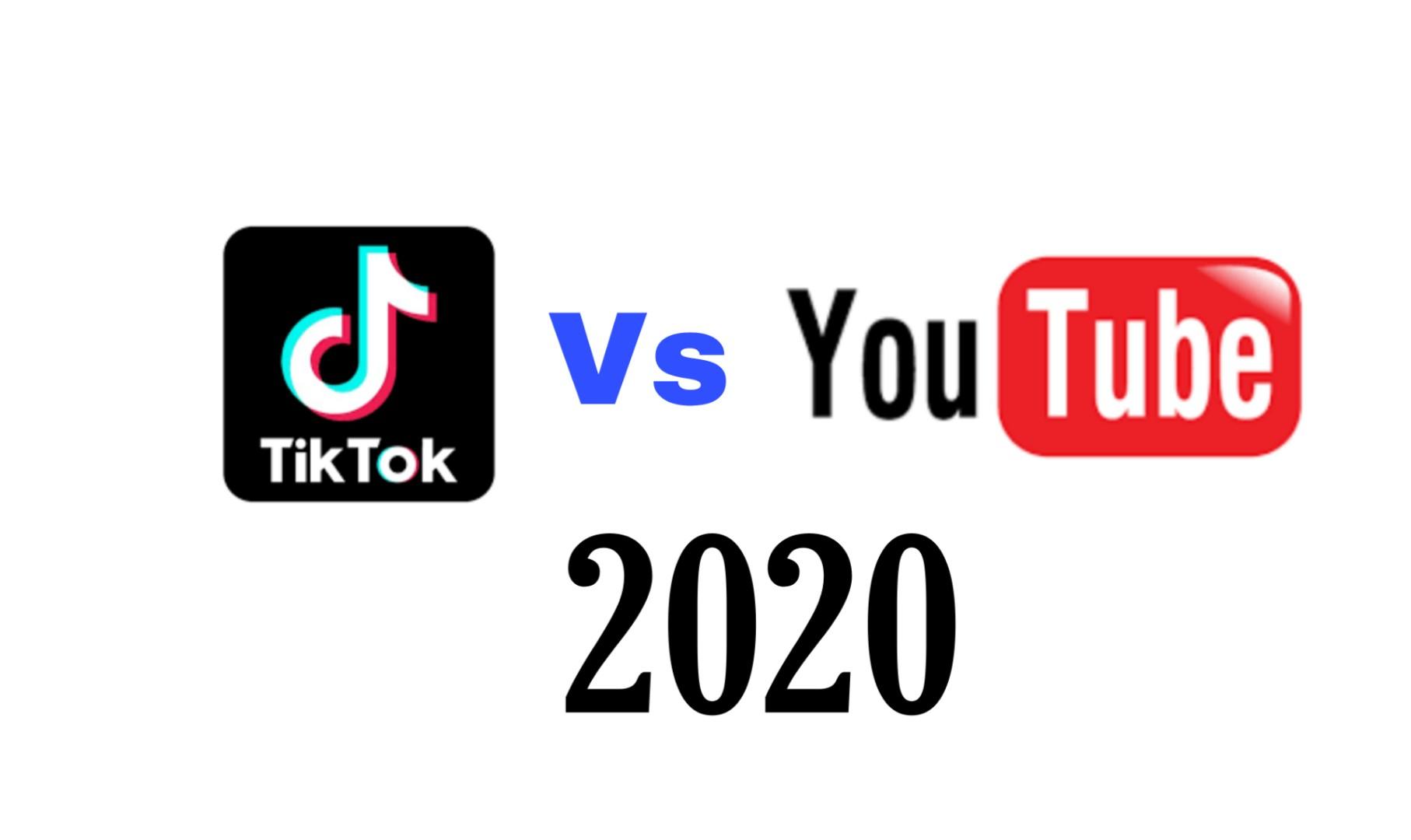 TikTok uygulaması ile YouTube uygulaması yoğun bir rekabete girişti.