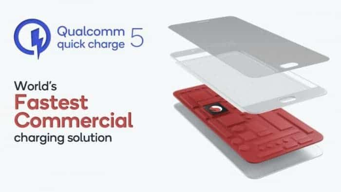 <a href='/qualcomm/'>Qualcomm</a> <a href='/quick-charge/'>Quick Charge</a> 5'i Android cihazlar için geliştirdi.