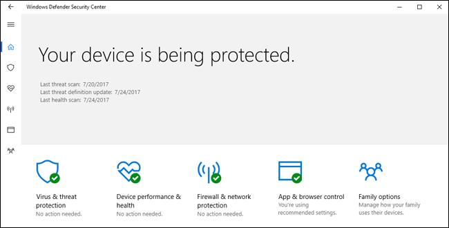 Windows Defender Yeterli mi?