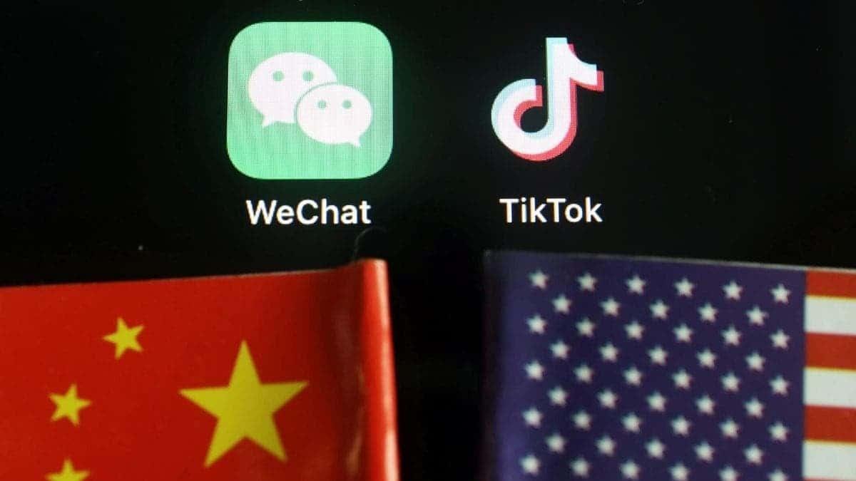 TikTok, ABD yönetimine dava açacağını açıkladı.