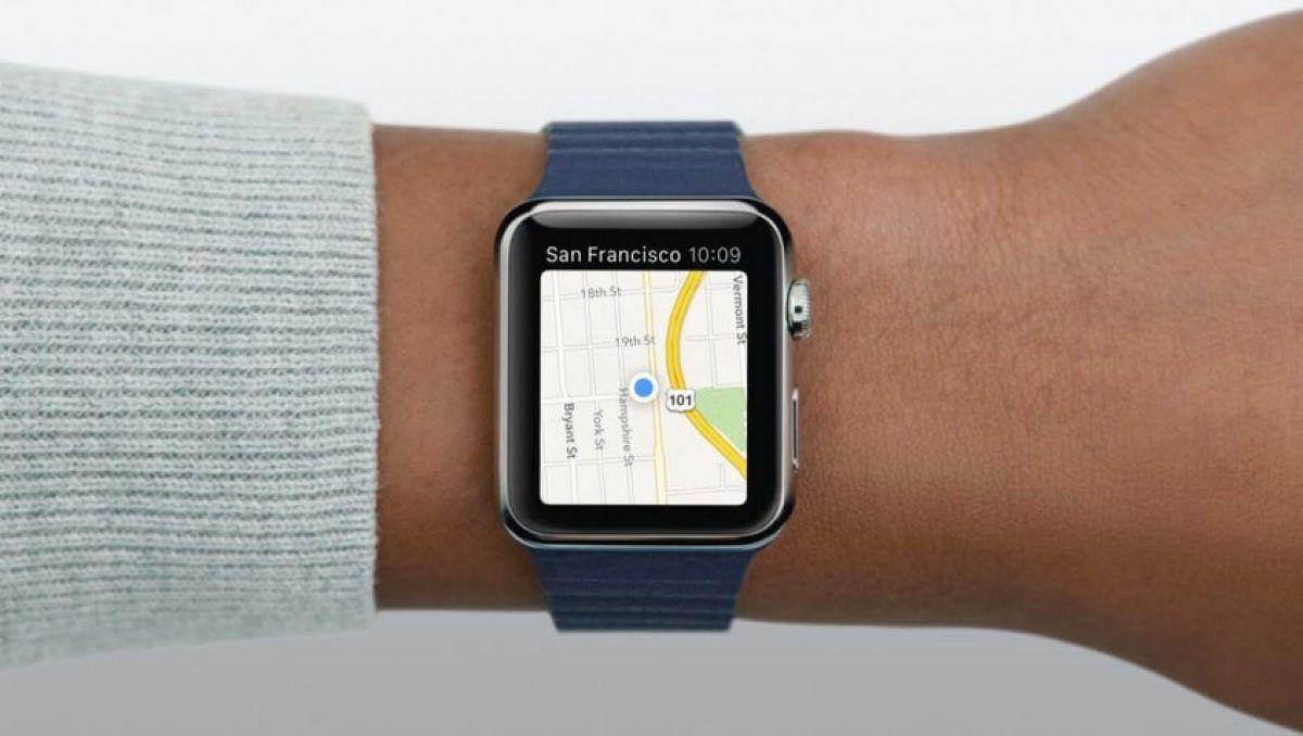 Google, Apple Watch'ta Haritalar Uygulamasını Aktif Edeceğini Açıkladı.