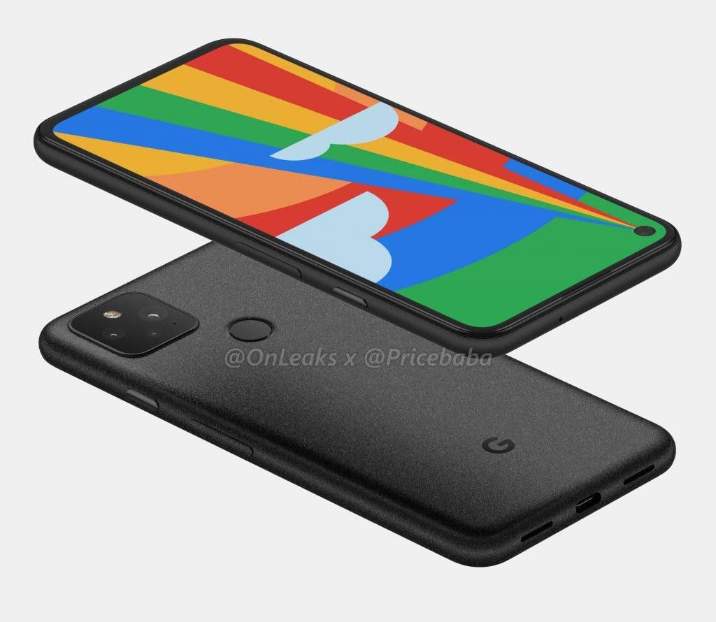 Google Pixel 5'in 30 Eylül'de resmiyet kazanacağını belirtiyor.
