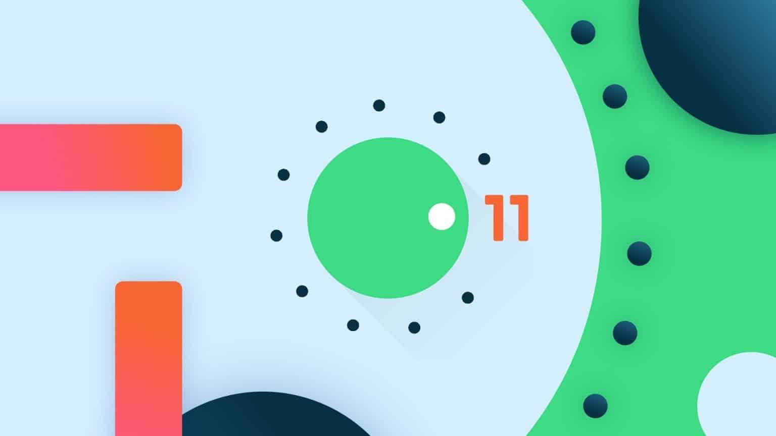 Android 11 Güncellemesini Kullanıcıların Hizmetine Sunuldu!