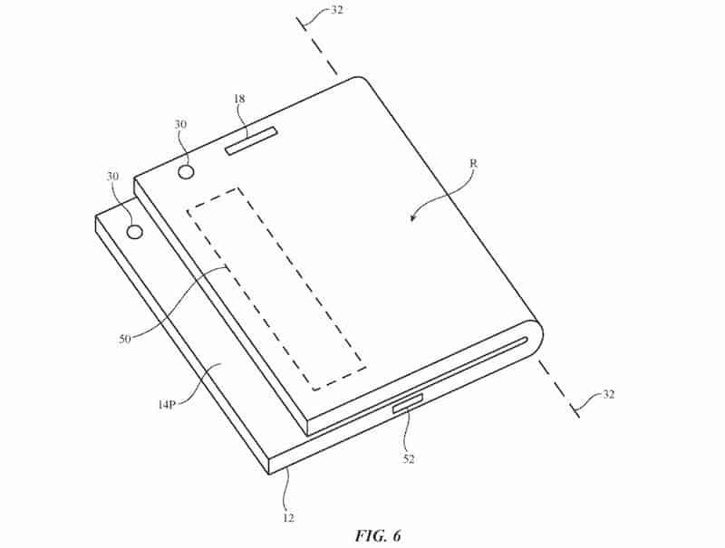 Apple, Katlanabilir iPhone Serisi Akıllı Telefon Üretecek!