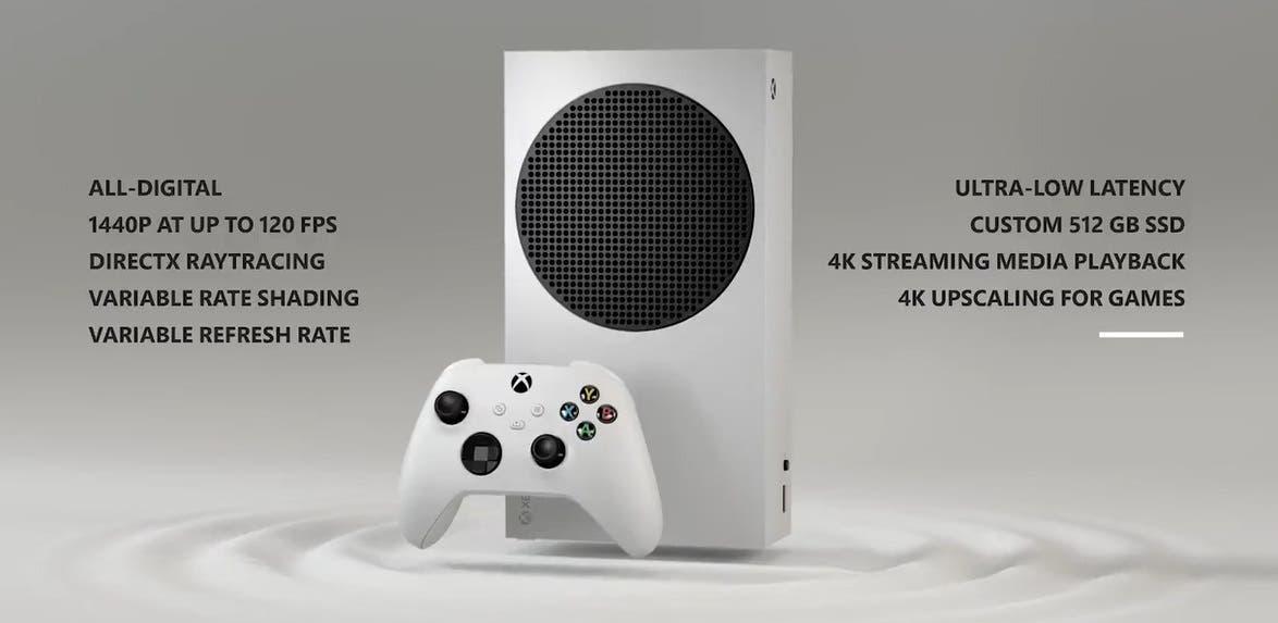 <a href='/microsoft/'>Microsoft</a> <a href='/xbox/'>Xbox</a> Series S Özellikleri