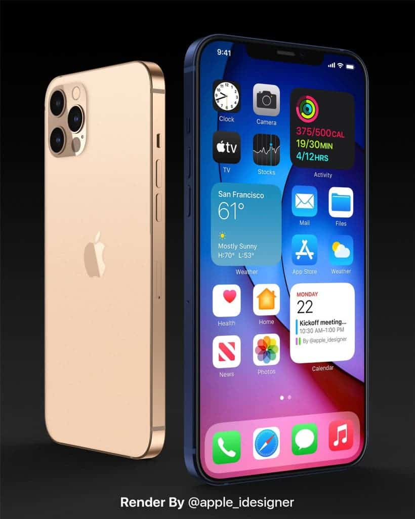 Apple'ın Eylül Sunumunda iPhone 12 Serisi Akıllı Telefonlar Olmayacak!