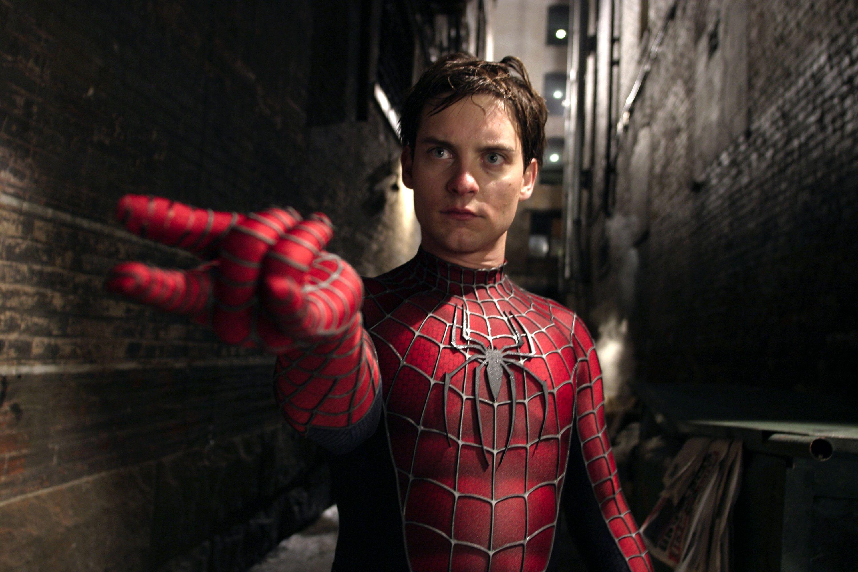 Peter Parker, örümcek adam