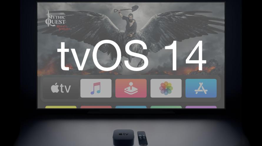 Apple, tvOS 14 Yazılım İyileştirmeleri Sunuyor.