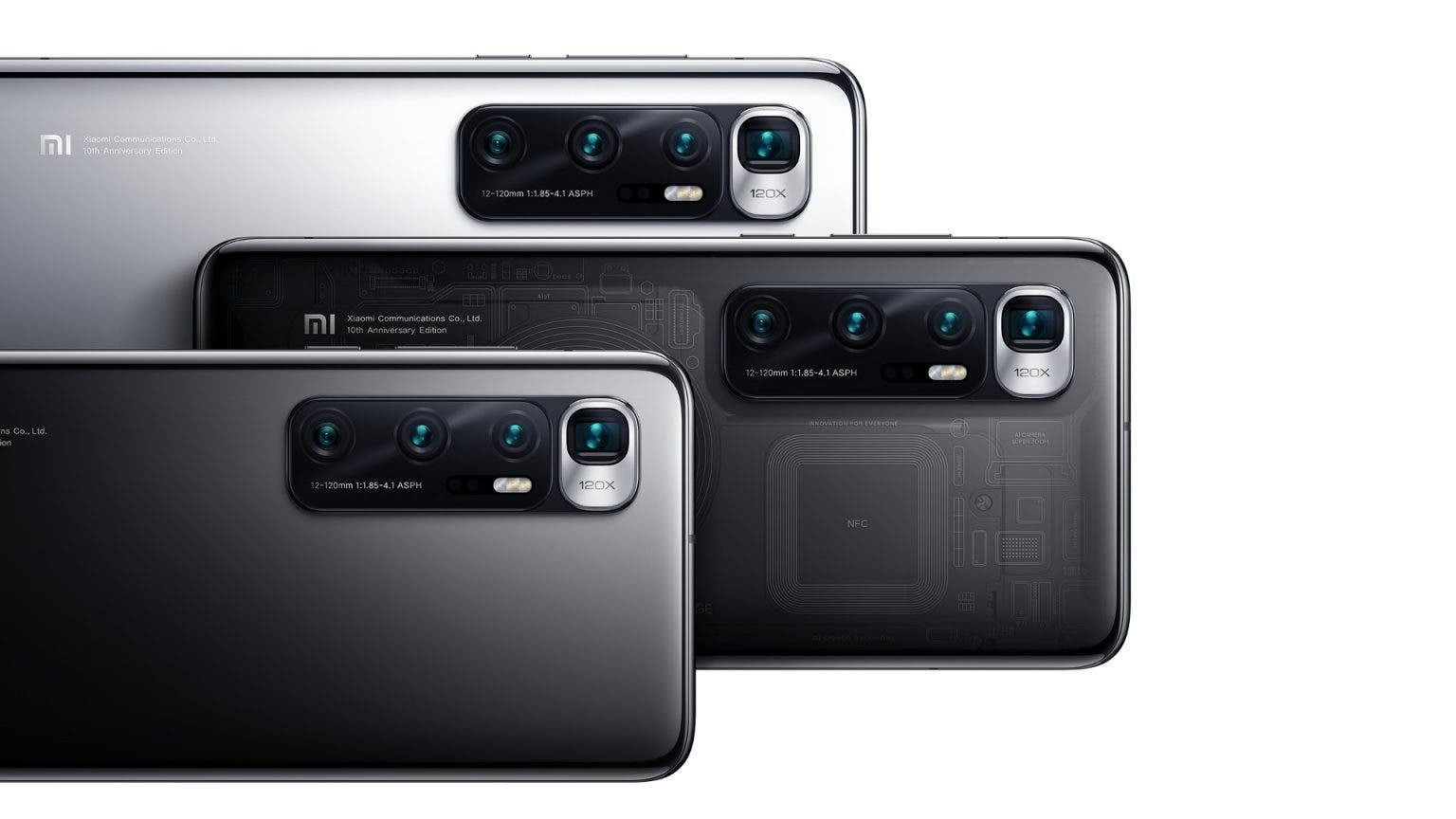 Xiaomi Mi 10 Ultra, Şu Anda RAMDISK TeknolojisiniDestekliyor