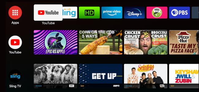 <a href='/google-tv/'>Google TV</a> ile <a href='/android-tv/'>Android TV</a> farkları