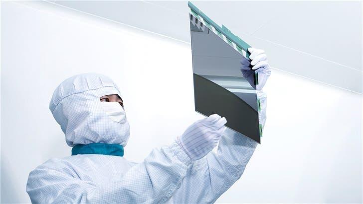 BOE, Esnek <a href='/oled/'>OLED</a> Panellerde Samsung'u Yakalamayı Ve Sollamayı Hedefliyor
