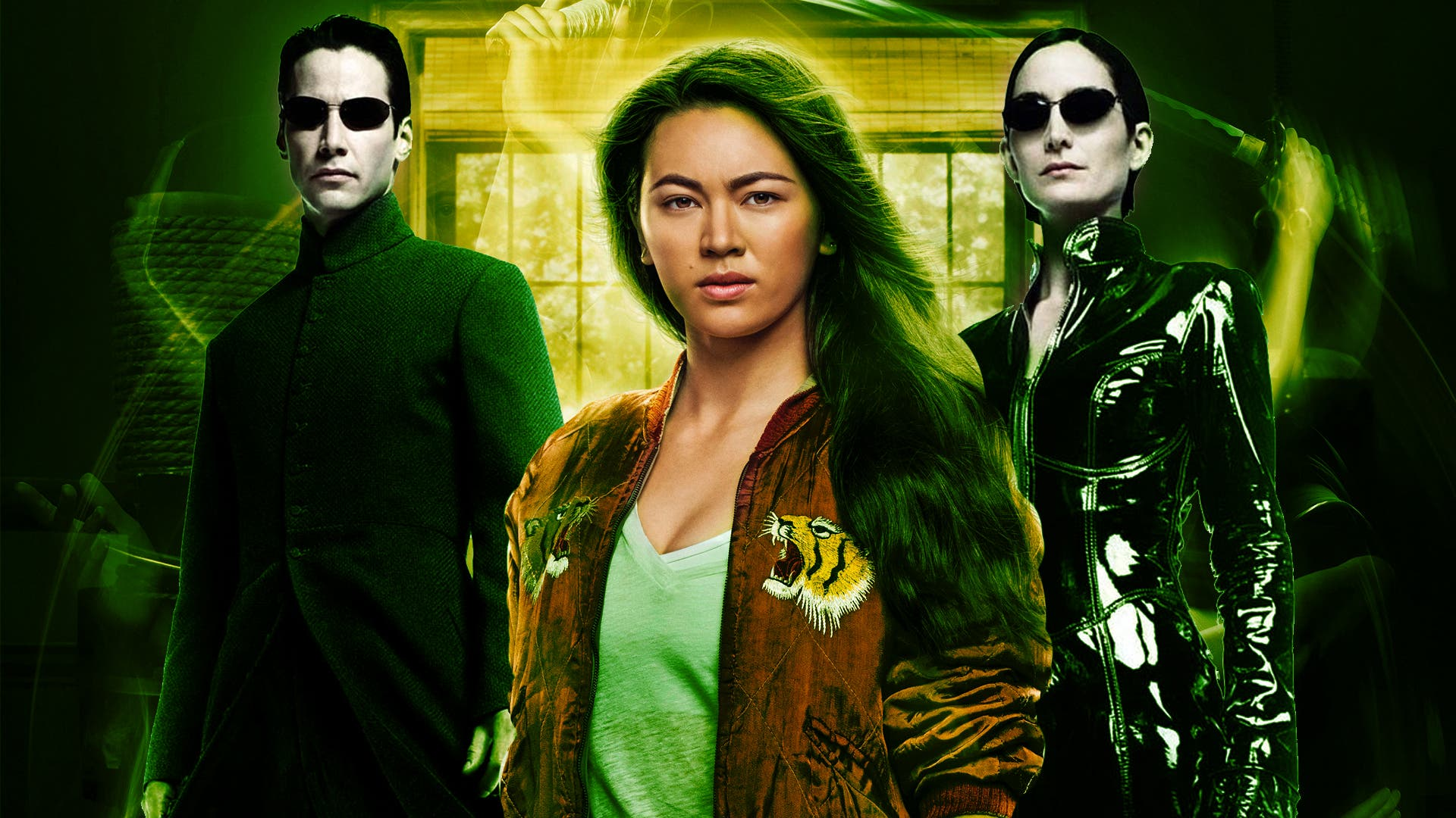 The matrix 4 Jessica Henwick