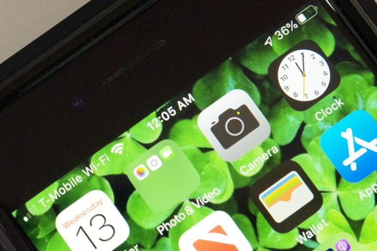 Eski cihazlarda (ve iPad'de) pil yüzdesi nasıl gösterilir?