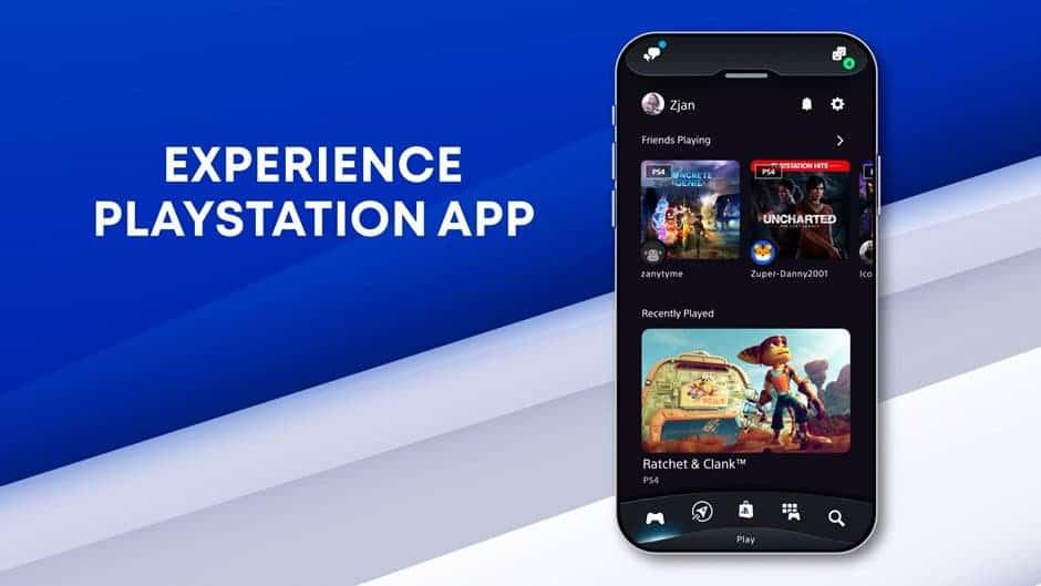 <a href='/playstation/'>PlayStation</a> Mobil Uygulamalar İçin Büyük Bir Güncelleme Yayınladı