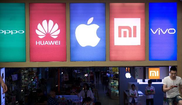Dördüncü Çeyrekte Satılan Akıllı Telefonların % 50'si Çinli Olacak!