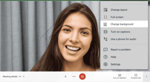 <a href='/google-meet/'>Google Meet</a> Görüntülü Görüşmesinde Arka Plan Nasıl Değiştirilir?