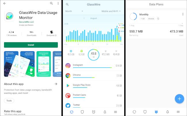 Android'de <a href='/veri/'>Veri</a> Kullanımınızı Nasıl Takip Edebilirsiniz?