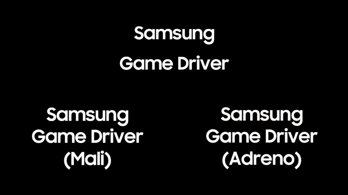 GameDriver, Samsung'un Güncellenebilir GPU Sürücülerini Getiren Yeni Uygulamasıdır!
