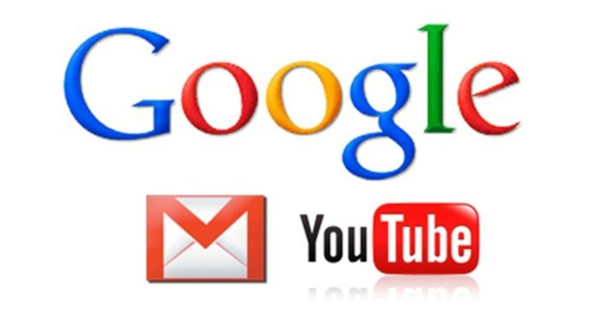 YouTube, Gmail ve diğer Google hizmetleri Çöktü