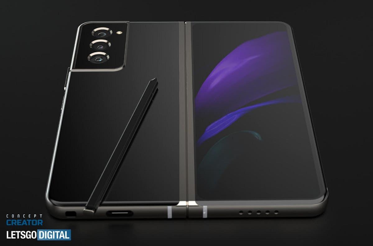 <a href='/samsung/'>Samsung</a> <a href='/galaxy-z-fold/'>Galaxy Z Fold</a> 3 Görselleri S Pen İle Ortaya Çıktı