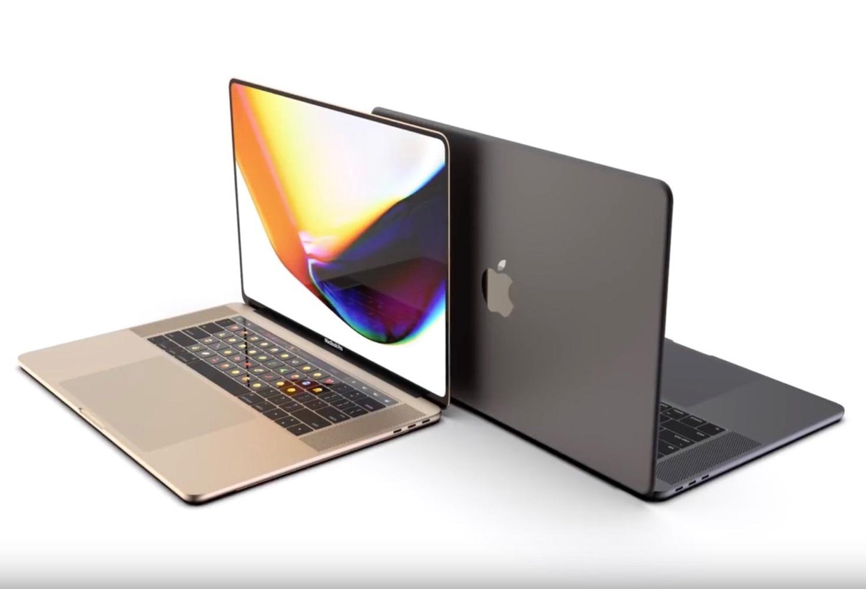 Apple, Yeni MacBook Pro İçin Çalışmaya Başladı