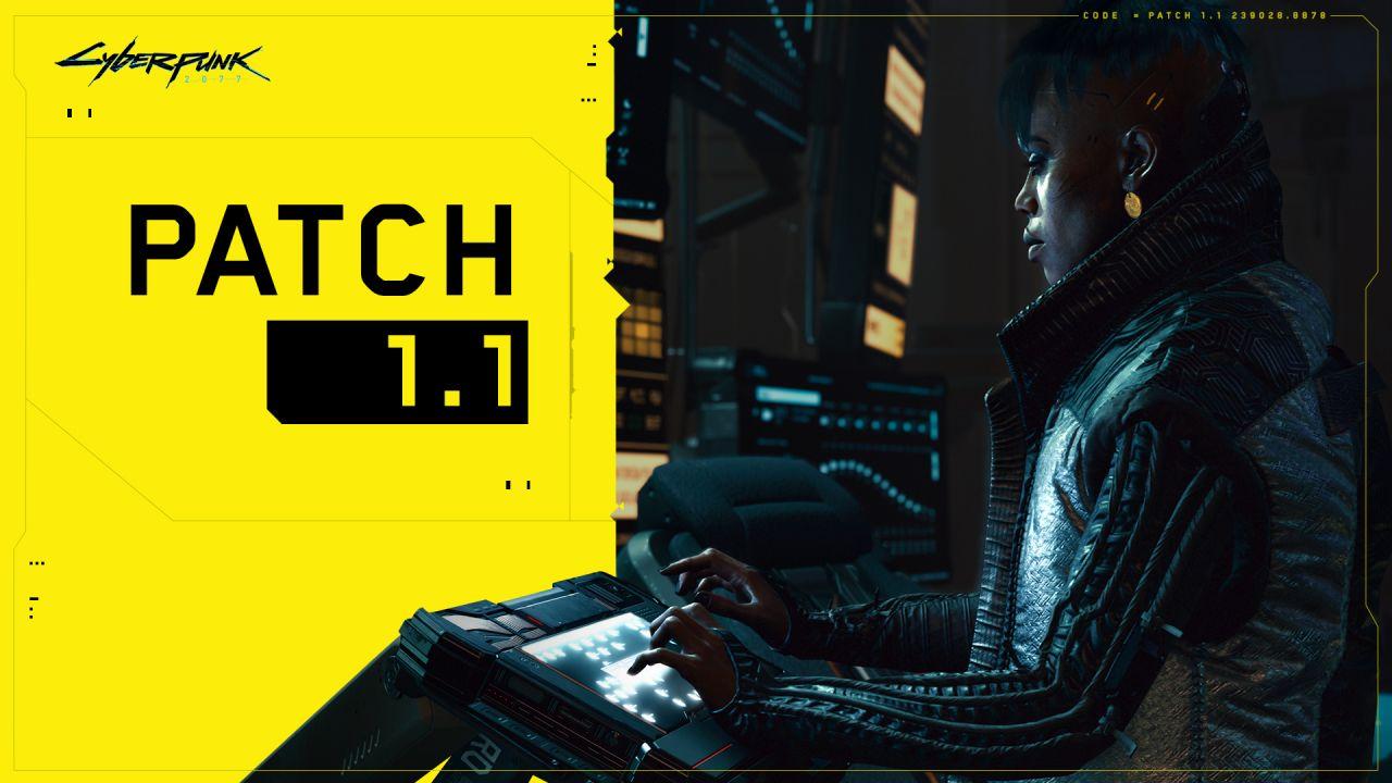 Cyberpunk 2077'nin Beklenen İlk Güncellemesi Yayınlandı
