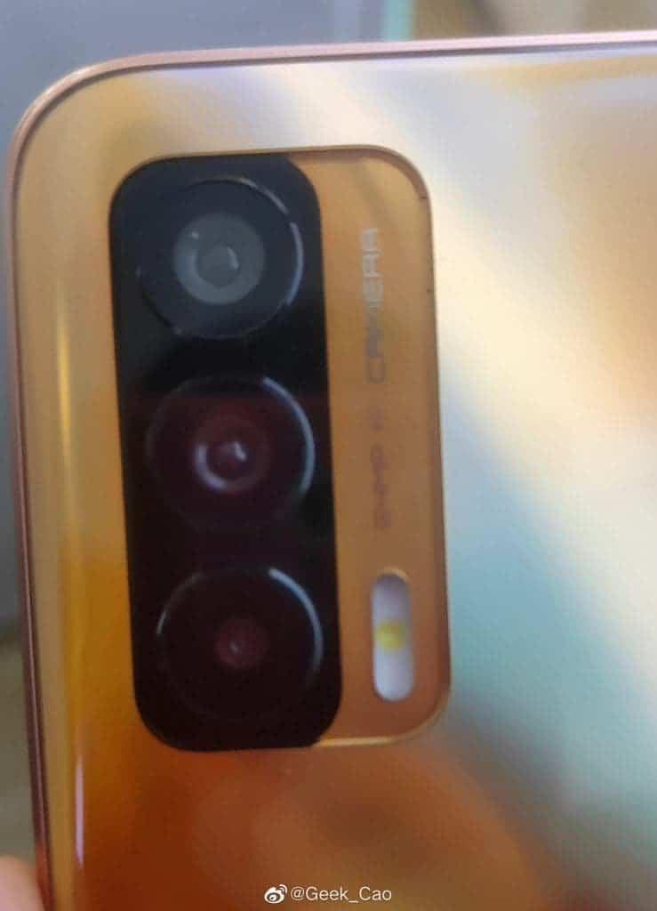 <a href='/realme/'>Realme</a> Race;64 MP Kamerası İleÜçlü Kameraya Sahip Olacak!