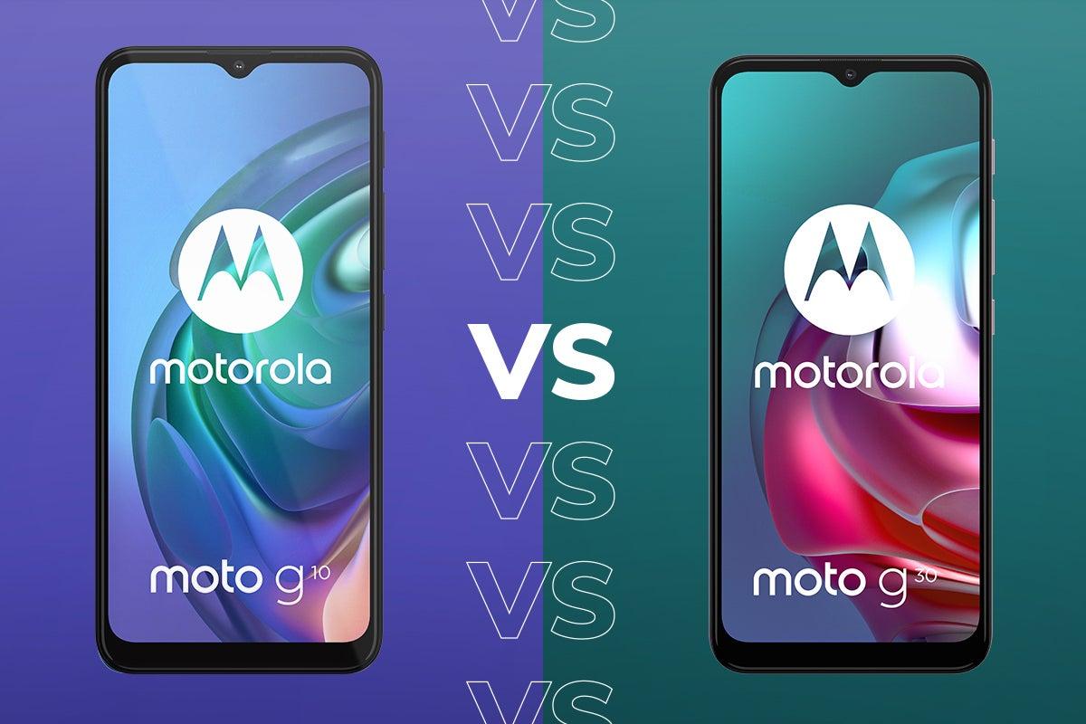 Motorola'dan Uygun Fiyata Yüksek Performans: <a href='/moto-g30/'>Moto G30</a> ve Moto G10