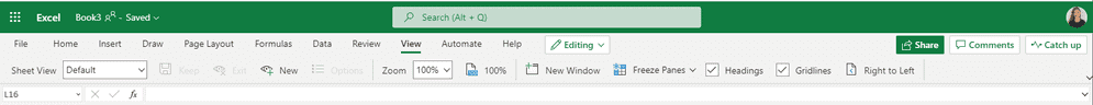 Web İçin <a href='/microsoft/'>Microsoft</a> <a href='/excel/'>Excel</a> Yeni Özelliklerinin Ayrıntıları