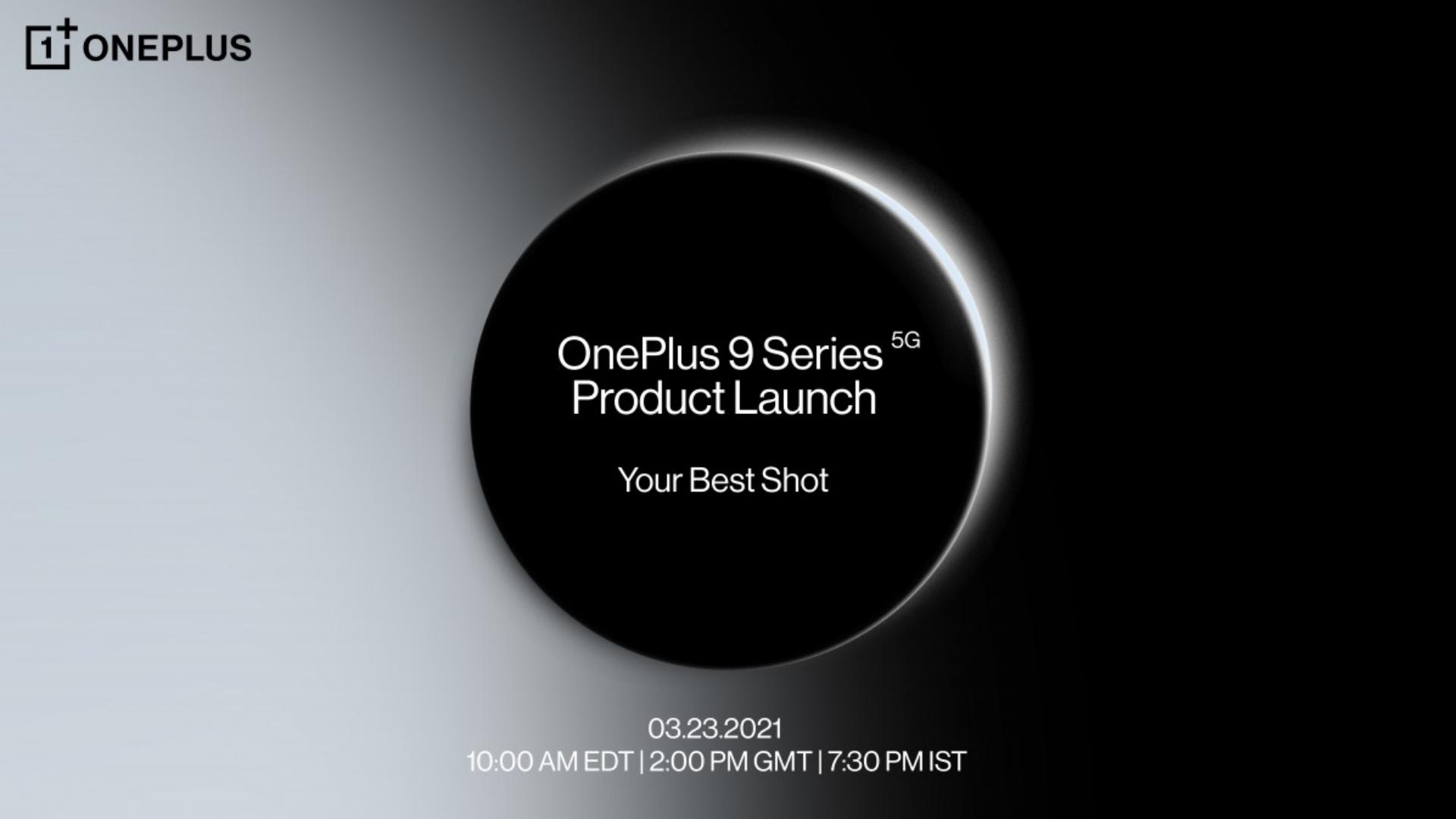 23 Mart tarihinde, OnePlus 9 serisi cihazlar üç seri halinde gelecek.