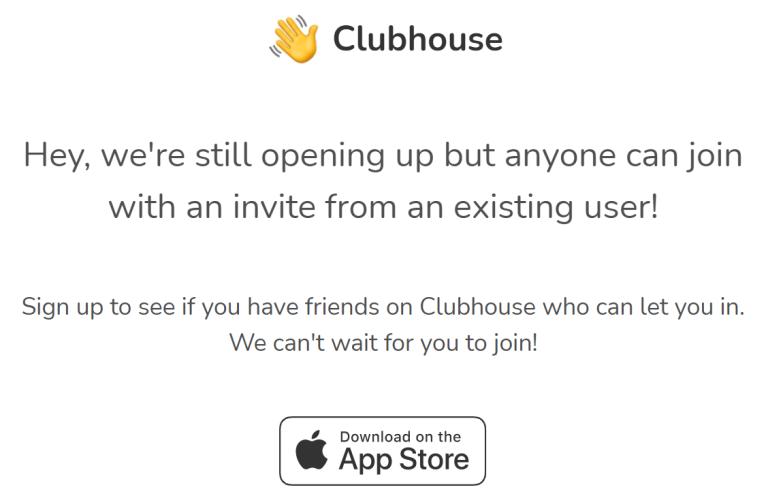 Yani tek ihtiyacım olan tek şey uygulama mı? Web sitesi yok mu?