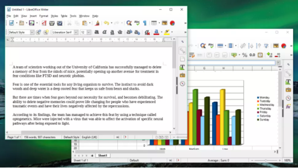 6. Ofis: LibreOffice