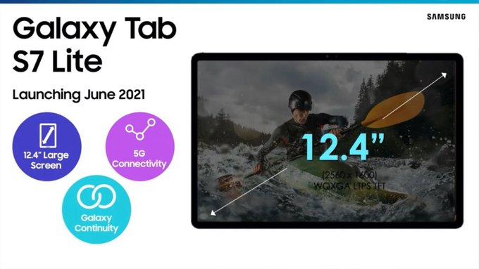 Galaxy Tab A7 Lite Hakkında İlk Bilgiler Gelmeye Başladı