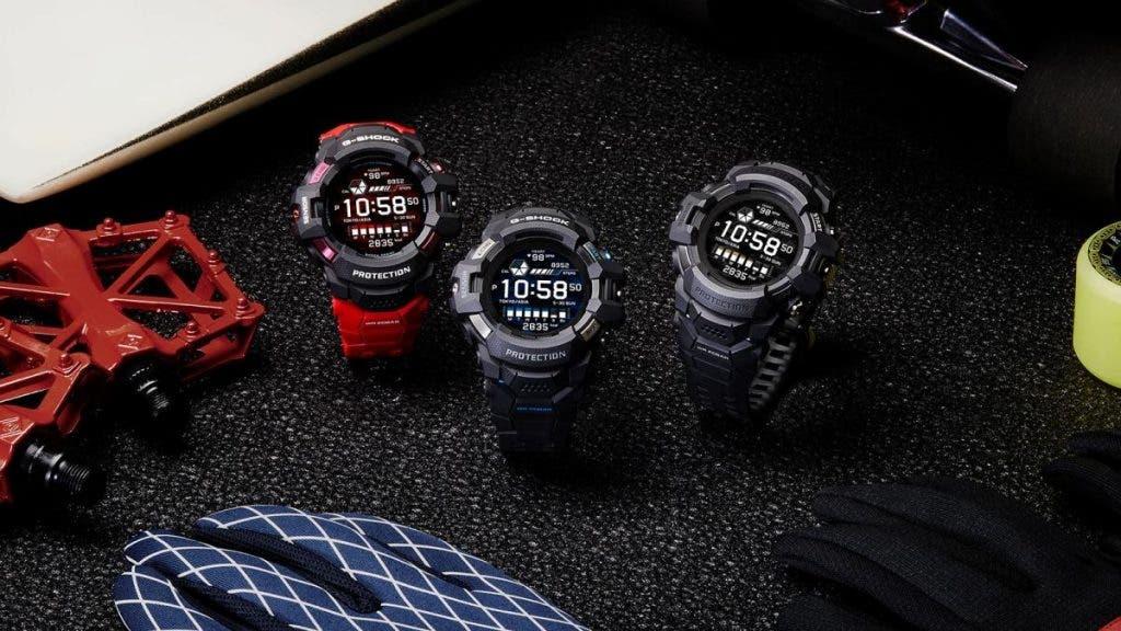 Casio, G-Shock Serisinin Akıllı Saati G-Squad Pro'yu Sundu