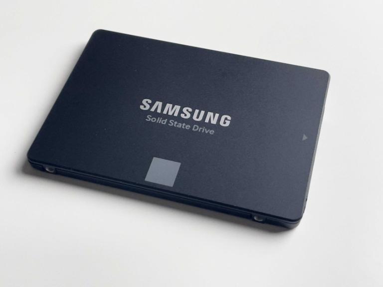 Katı Hal Sürücüsüne (SSD) Yükseltme