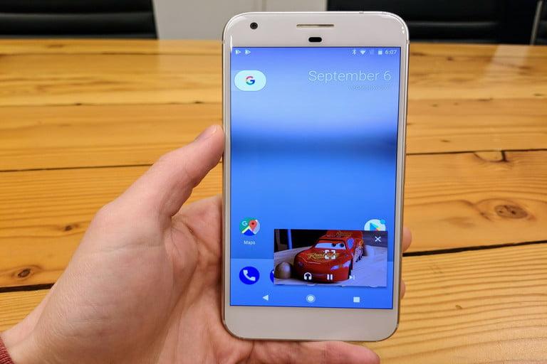 Android 8.0 Oreo ve sonraki sürümlerde resim içinde resim modu