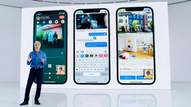 iOS 15 yeni özellikler