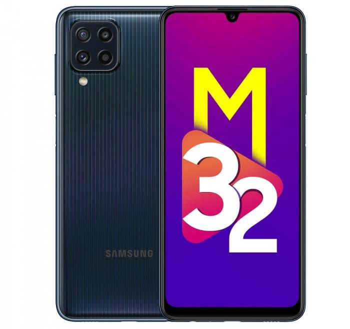 Galaxy M32, AMOLED 90Hz Ekran Ve Büyük Bir Bataryaya Sahip Olacak!